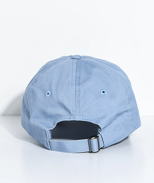 A-Lab Send Light Blue Strapback Hat