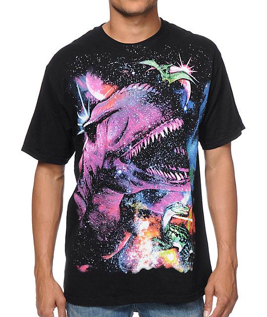 A-Lab Time Travelers Black T-Shirt