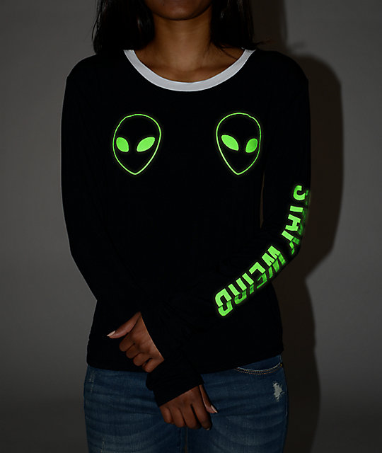 A-Lab Westerland Double Alien Long Sleeve T-Shirt