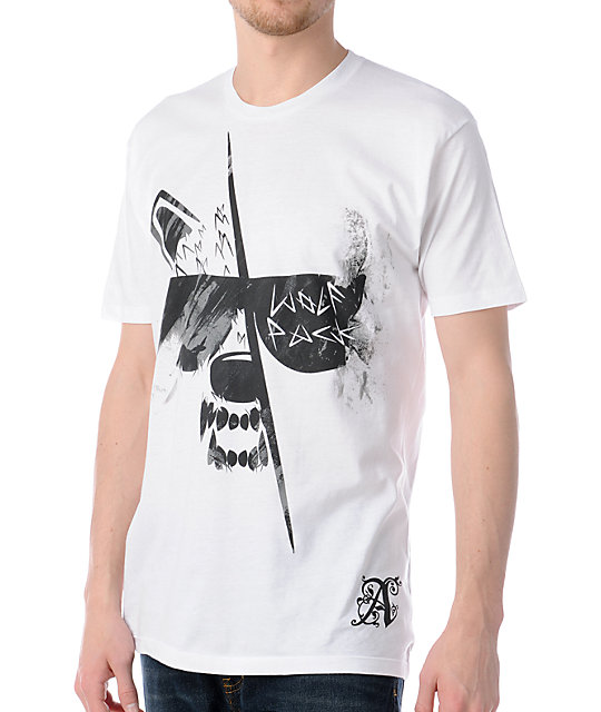 A-Lab Wolf Pack White T-Shirt