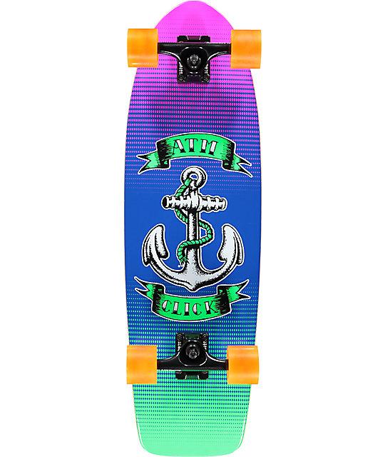 "ATM Anchor 29"" Cruiser Skateboard Complete"