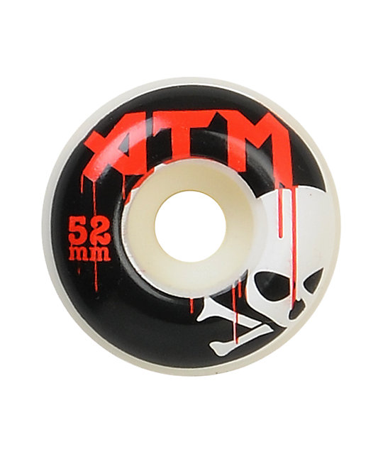 ATM Drip 52mm Skateboard Wheels