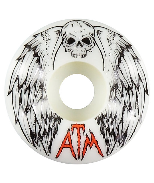 ATM Full Recovery Side Cuts 52mm Skateboard Wheels