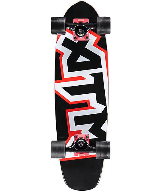 """ATM Logo 27"""" Cruiser Skateboard Complete"""