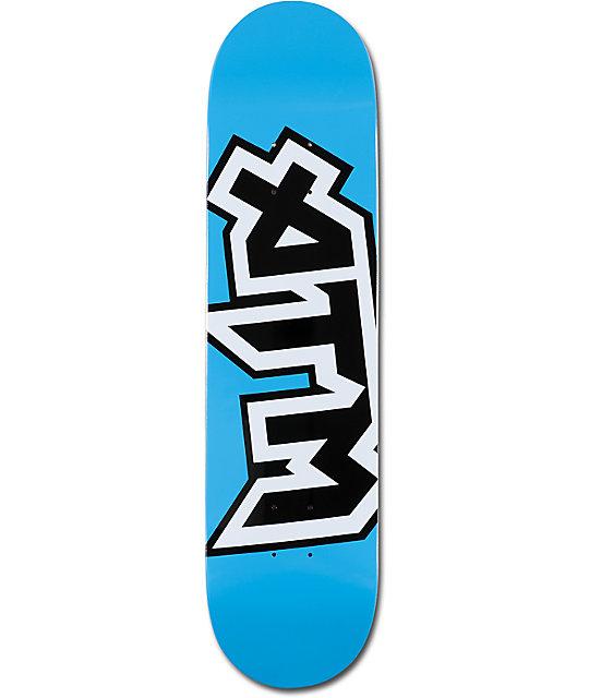 "ATM Logo 7.75""  Skateboard Deck"