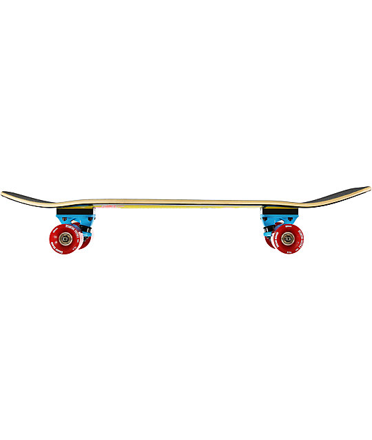 "ATM Mary Fish 31""  Cruiser Complete Skateboard"