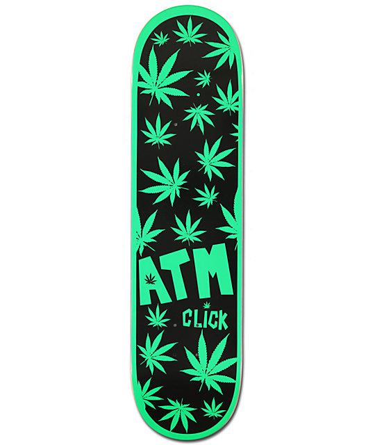 Baker Skateboard Decks Weed Weed Print Skateboard Deck