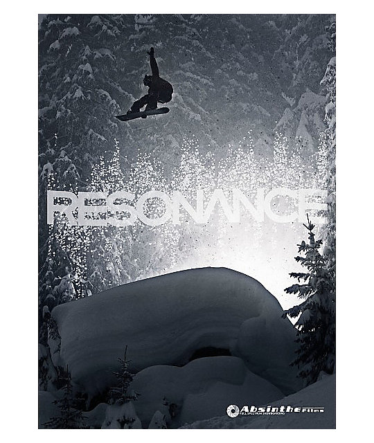 Absinthe Resonance Snowboard DVD 2013