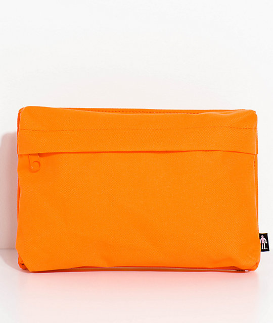 Acembly Build Your BKPK Hyper Orange Pouch