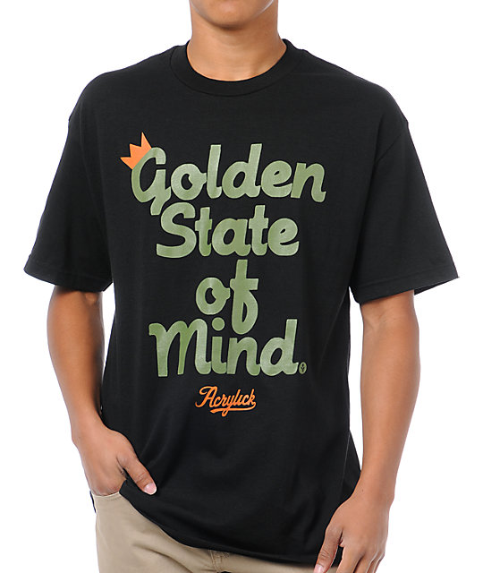 Acrylick 24 kt. Black T-Shirt