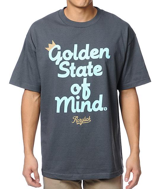 Acrylick 24KT Charcoal T-Shirt