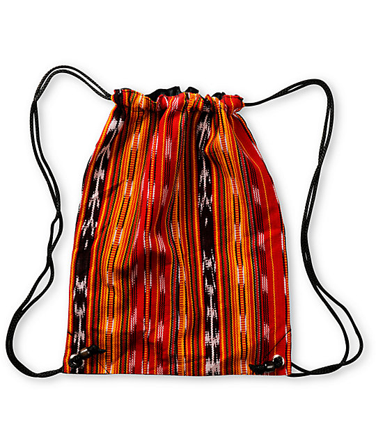 Adventure Imports Jasper Drawstring Bag