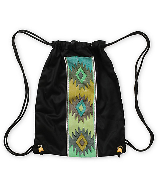 Adventure Imports Rhombo Drawstring Bag