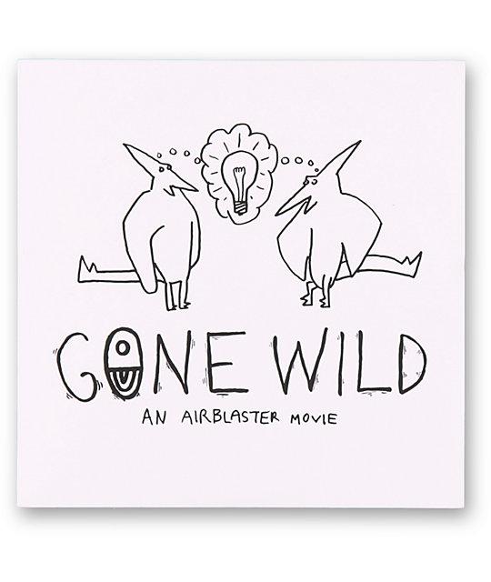 Airblaster Gone Wild Team Snowboard DVD
