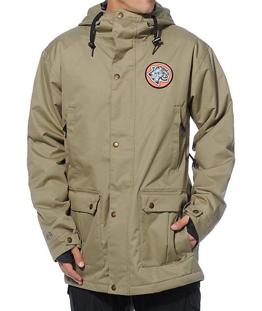 Airblaster Grumpy 15K Snowboard Jacket