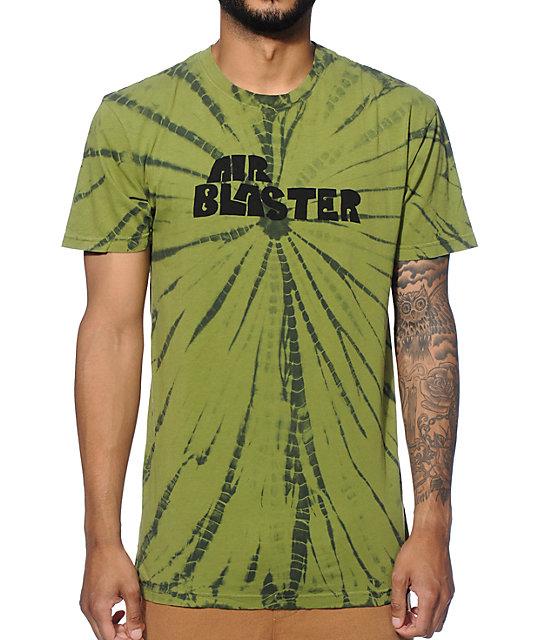 Airblaster Mystery Inc Tie Dye T-Shirt