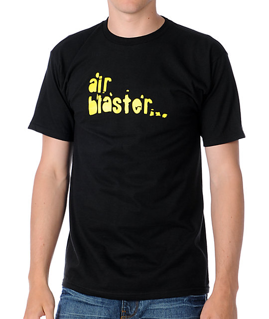 Airblaster Original Black T-Shirt