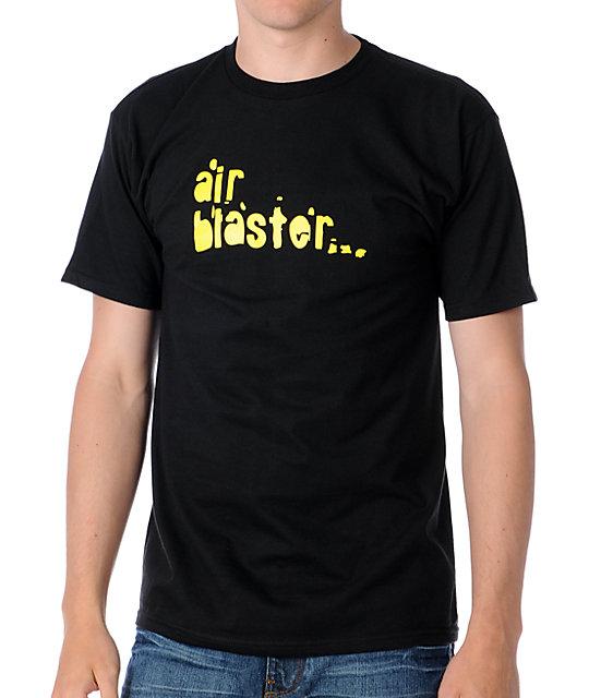 Airblaster Original Black T-Shirt