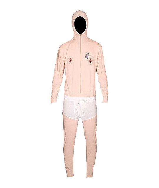 Airblaster Tighty Whitey Sumo Suit Mens Long Underwear