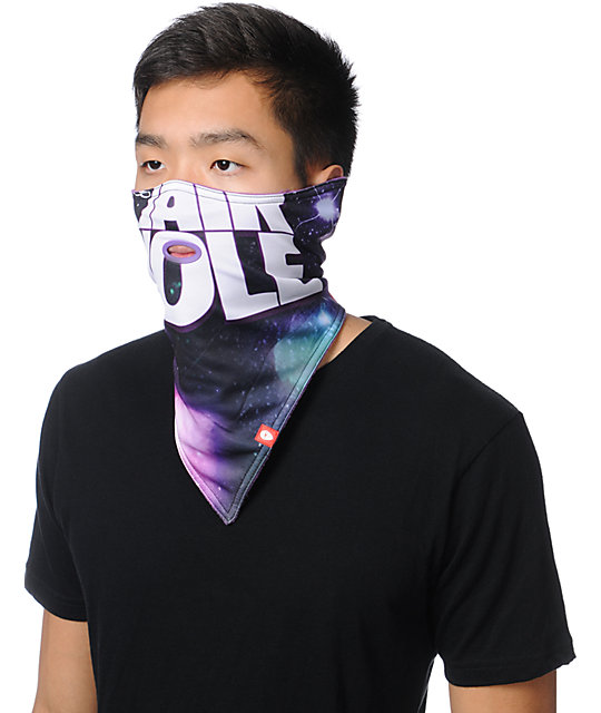 Airhole Airwars Space Print Face Mask Bandana