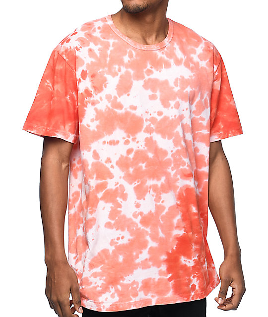 Akomplice VSOP Sun Dye Bright Orange T-Shirt