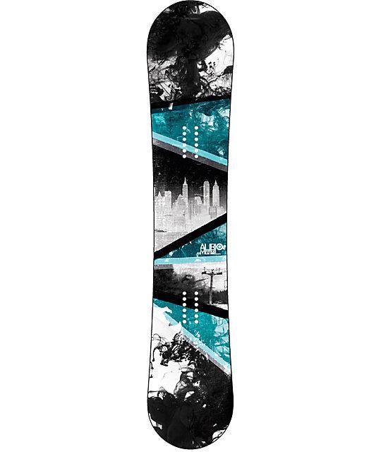 Alibi Motive 166cm Wide Snowboard