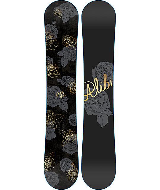 Alibi Muse 154cm Womens Snowboard