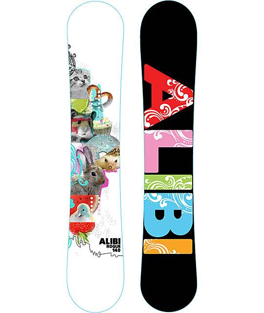 Alibi Rogue 140cmWomens Snowboard