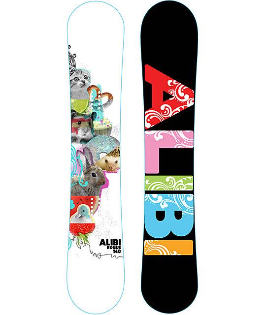 Alibi Rogue 144cmWomens Snowboard