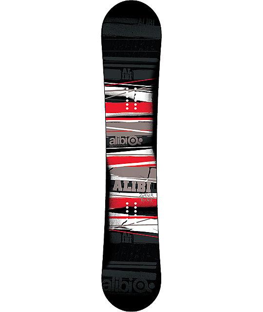 Alibi Sicter 144cm Boys Snowboard