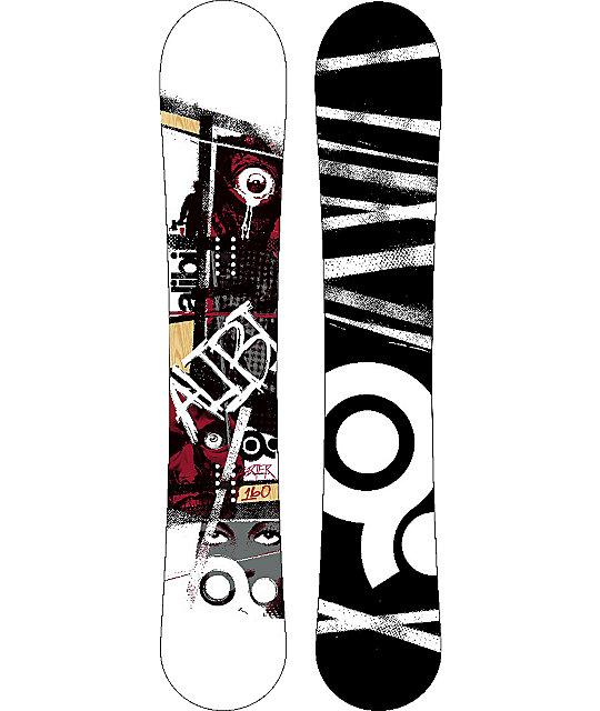 Alibi Sicter 145cm Snowboard