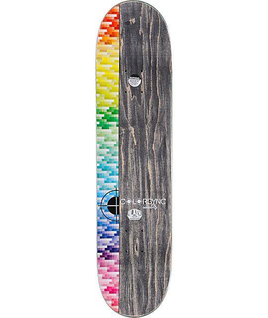 "Alien Workshop Dyrdek Colorsync II 7.75""  Skateboard Deck"