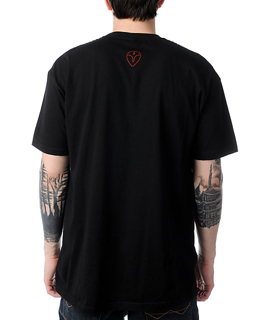 Alien Workshop OG Logo Black T-Shirt