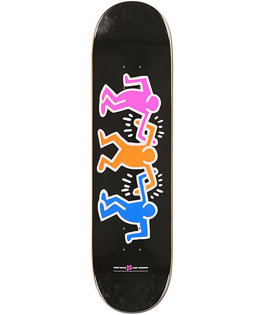 """Alien Workshop x Haring Link Up 8.25""""  Skateboard Deck"""