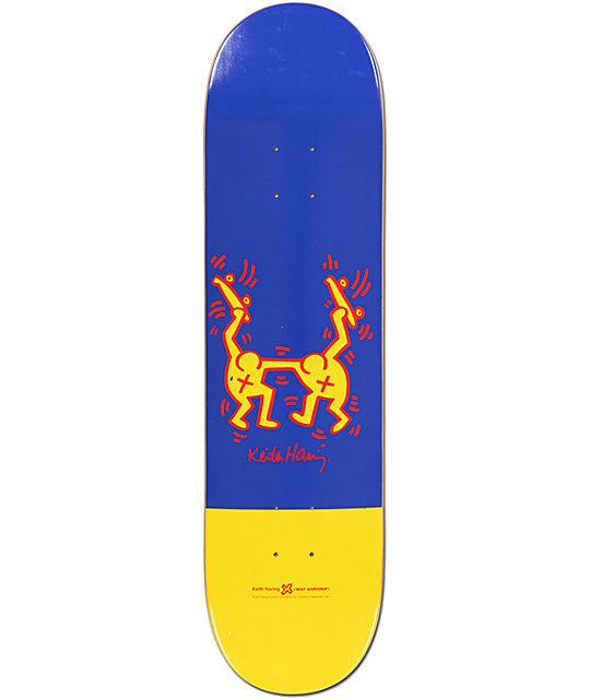 """Alien Workshop x Haring Rise Above 8.25""""  Skateboard Deck"""