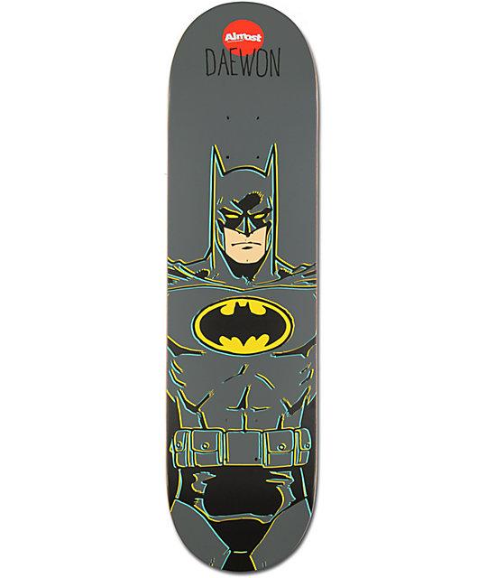 Almost Daewon Batman 8.25