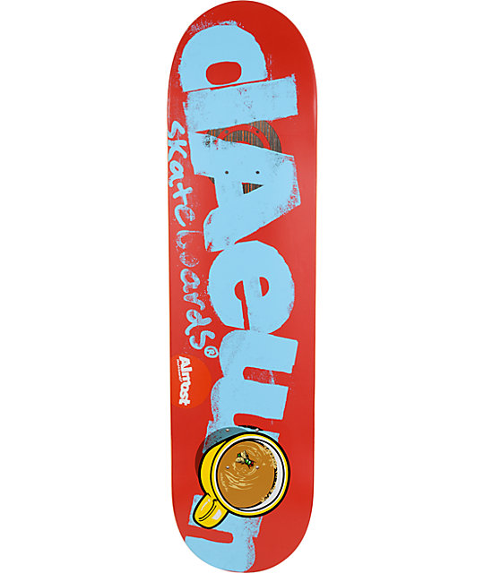 "Almost Daewon Song 8.0""  Double Impact Logo Skateboard Deck"