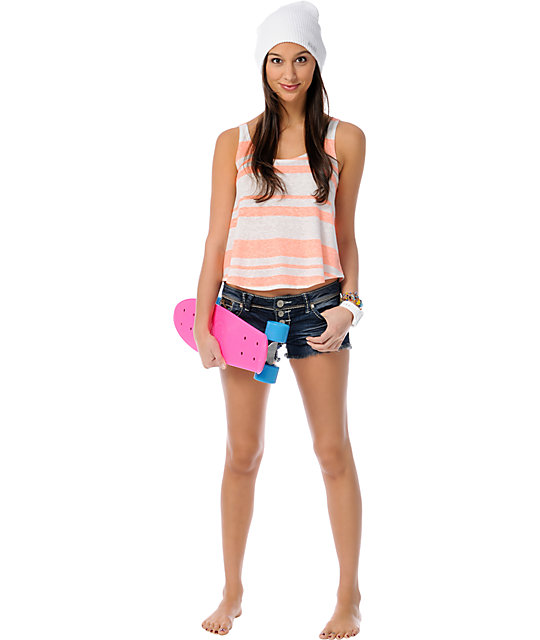 Almost Famous Amber Cut Off Shorts