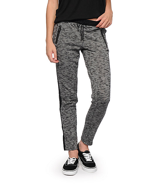 Lastest Jogger Pants Women Pants Forward Women Drape Jogger Pants Black Shop