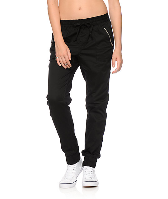 Find womens jogger pants at Macy's Macy's Presents: The Edit - A curated mix of fashion and inspiration Check It Out Free Shipping with $75 purchase + Free Store Pickup.