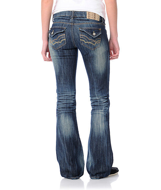 Almost Famous Erin Bootcut Jeans