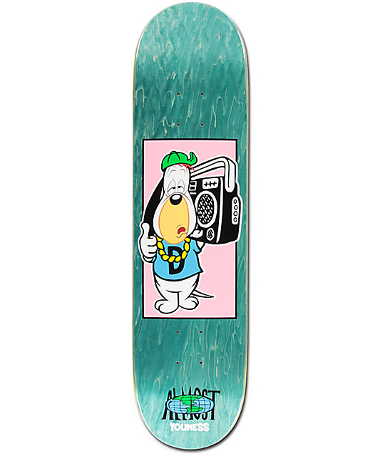 "Almost Napping Caveman 8.38"" Skateboard Deck"