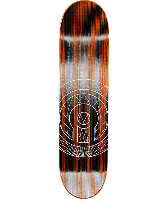 "Almost Willow Bear 8.1""  Double Impact Skateboard Deck"