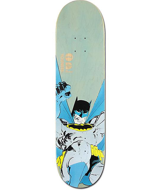 "Almost Youness Batman Dark Knight 8.125""  Skateboard Deck"