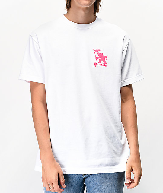 Aloha Blanca Army Ahi Got Camiseta v0yONmnwP8