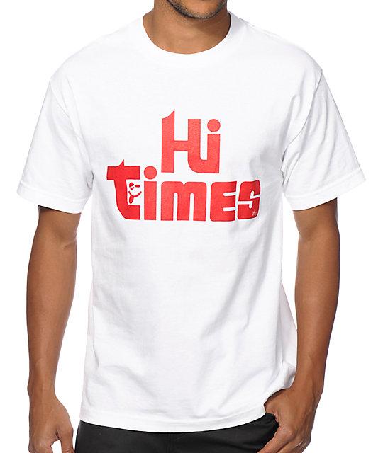 Aloha Army Hi Times T-Shirt