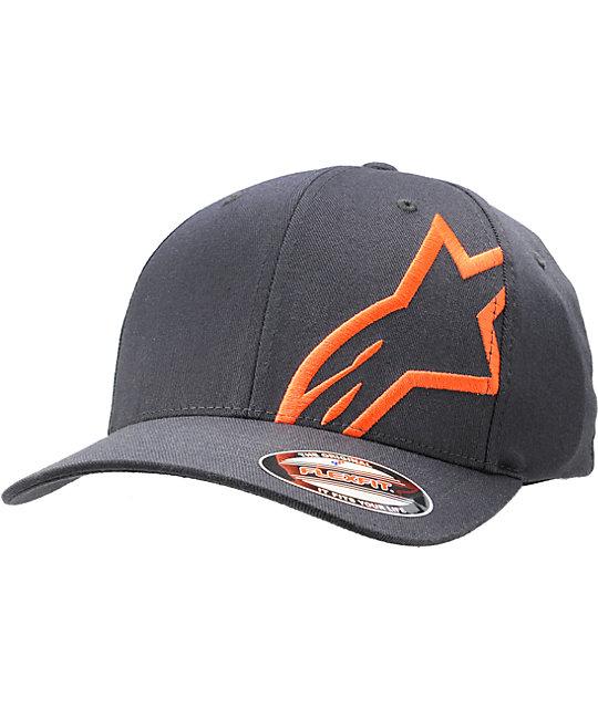 Alpinestars Corp Shift Black & Red Hat