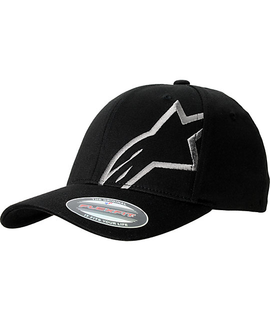 Alpinestars Corp Shift Black Hat