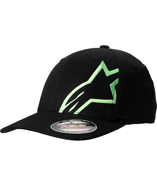 Alpinestars Corp Shift Black Hat