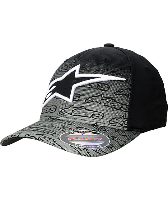 Alpinestars Rain Black Hat
